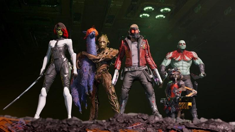 Screenshots Marvel's Guardians of the Galaxy - Vệ Binh Dải Ngân Hà