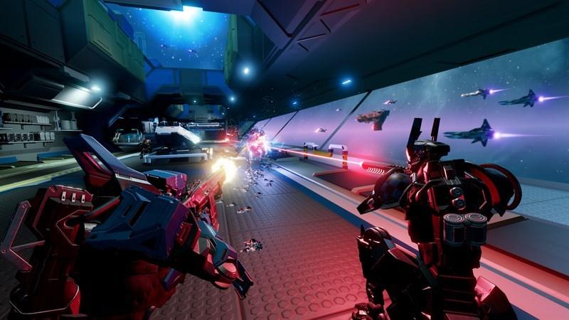 Screenshots Starbase - Game bắn súng ngoài không gian