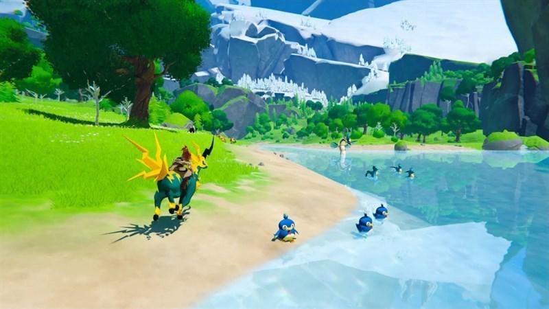 Screenshots Palworld – Game săn quái vật ly kỳ hấp dẫn