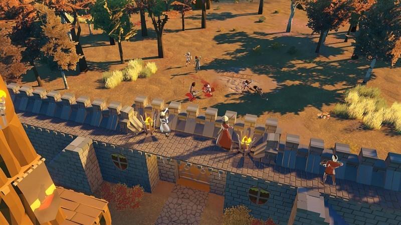 Screenshots Going Medieval - Game xây dựng thành phố Trung Cổ