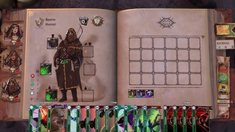 Screenshots Trials of Fire - Lửa anh hùng | Game chiến thuật thẻ bài lôi cuốn