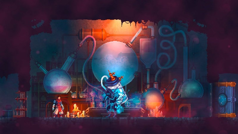 Screenshots Dead Cells - Tế bào bí ẩn | Game phong cách Metroidvania hấp dẫn