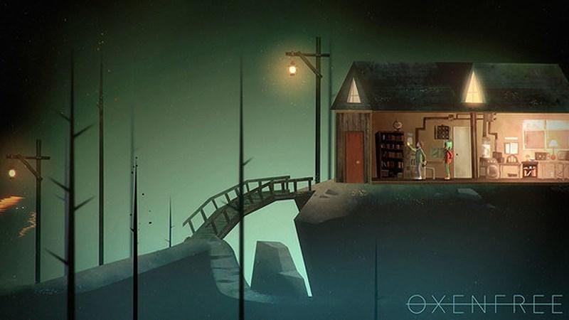 Screenshots Oxenfree - Cánh Cổng Không Gian   Game giải đố kịch tính