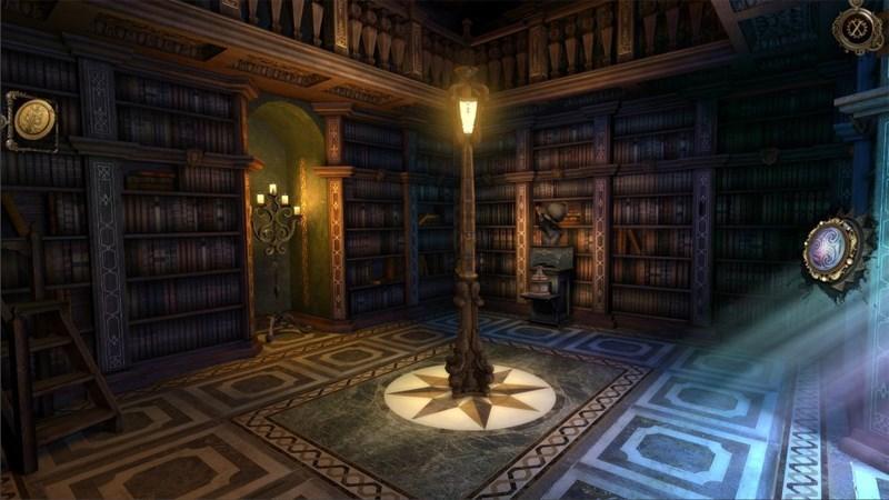 "Screenshots The House of Da Vinci - Game giải đố siêu ""hại não"""