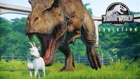 Screenshots Tải Jurassic World Evolution - Xây dựng công viên giải trí khủng long