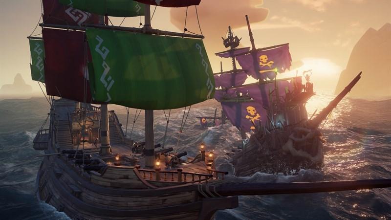Screenshots Sea of Thieves - Game cướp biển thế giới mở