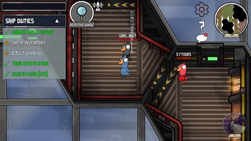 Screenshots Goose Goose Duck - Game phong cách Ma Sói phiên bản nâng cấp