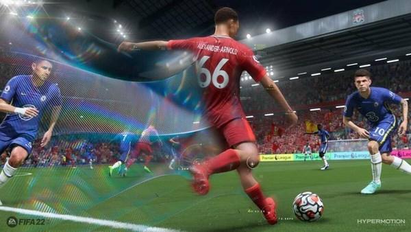 Screenshots FIFA 22 - Game bóng đá đỉnh cao trên thế giới