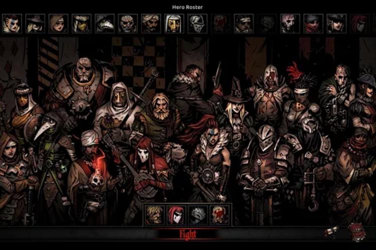 Screenshots Darkest Dungeon - Chuyến hành trình tử thần khám phá địa ngục