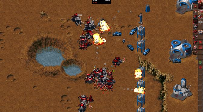 Screenshots Krush Kill 'N Destroy (KKND) 2: Krossfire - Game dàn trận chiến thuật