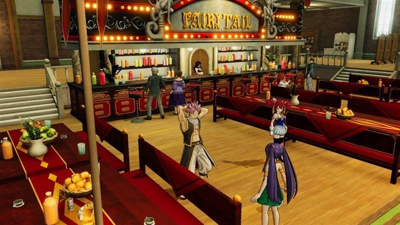 Screenshots Fairy Tail - Trở thành vị pháp sư mạnh mẽ tại vùng đất Magnolia