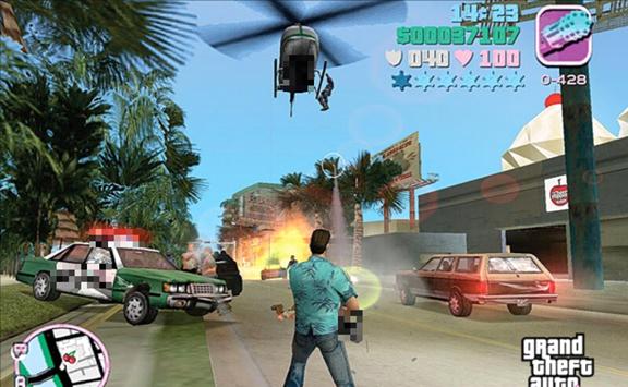 Screenshots GTA Vice City - Phá đảo thế giới ngầm tại thành phố Vice