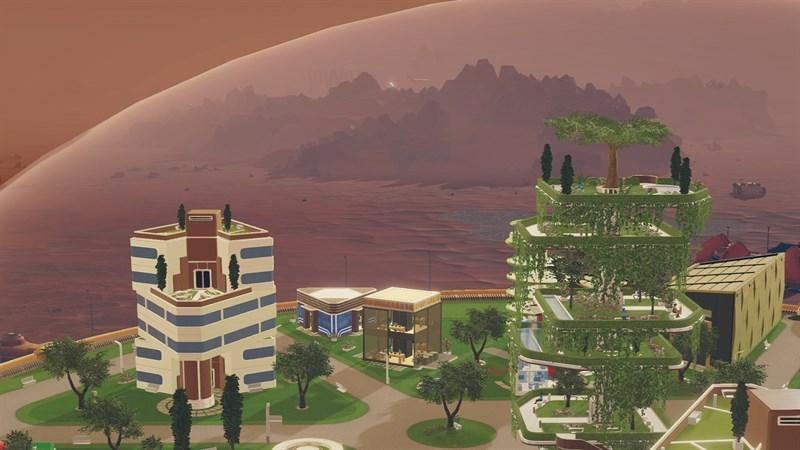 Screenshots Surviving Mars - Game chinh phục Sao Hỏa
