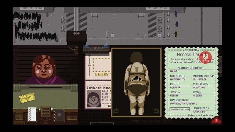 Screenshots Papers, Please - Trở thành thanh tra chuyên nghiệp nhất thị trấn