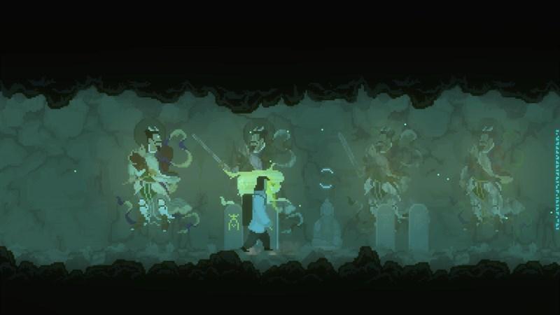 Screenshots The Rewinder - Game giải đố phiêu lưu chủ đề thần thoại
