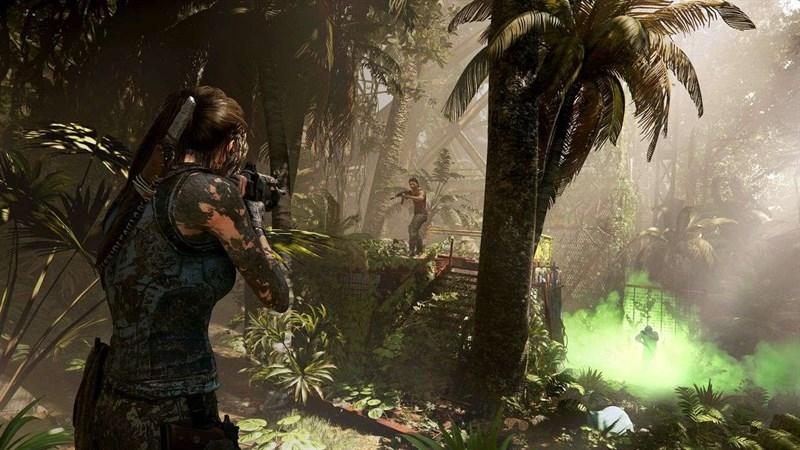 Screenshots Tomb Raider - Sinh tồn trên hòn đảo hoang cùng Lara Croft