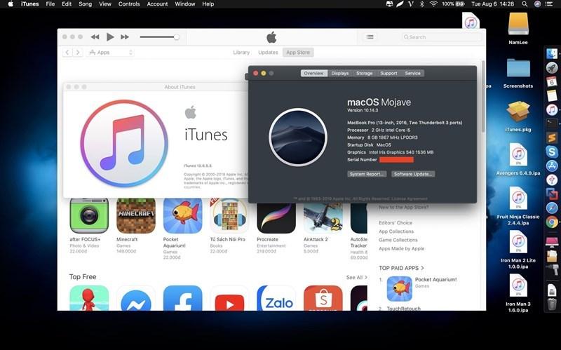 Screenshots App Store: Cửa hàng tải ứng dụng miễn phí cho thiết bị Apple