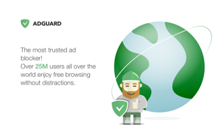 Screenshots Adguard for Safari: Phần mềm chặn quảng cáo trên MacOS