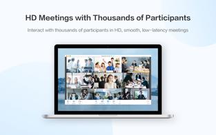 Screenshots HUAWEI CLOUD Meeting: Ứng dụng họp trực tuyến dành riêng cho Huawei