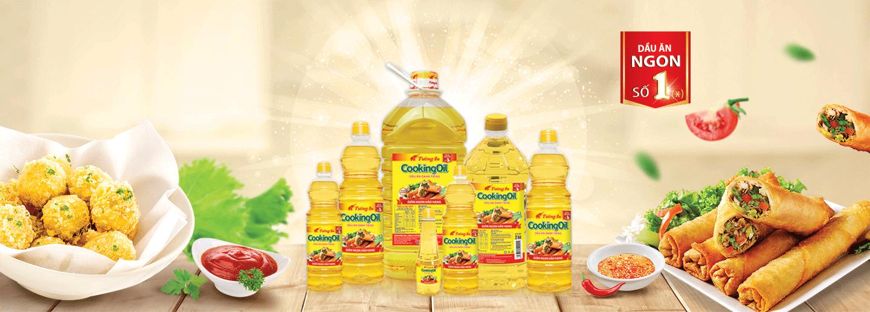 Dầu thực vật Tường An Cooking oil