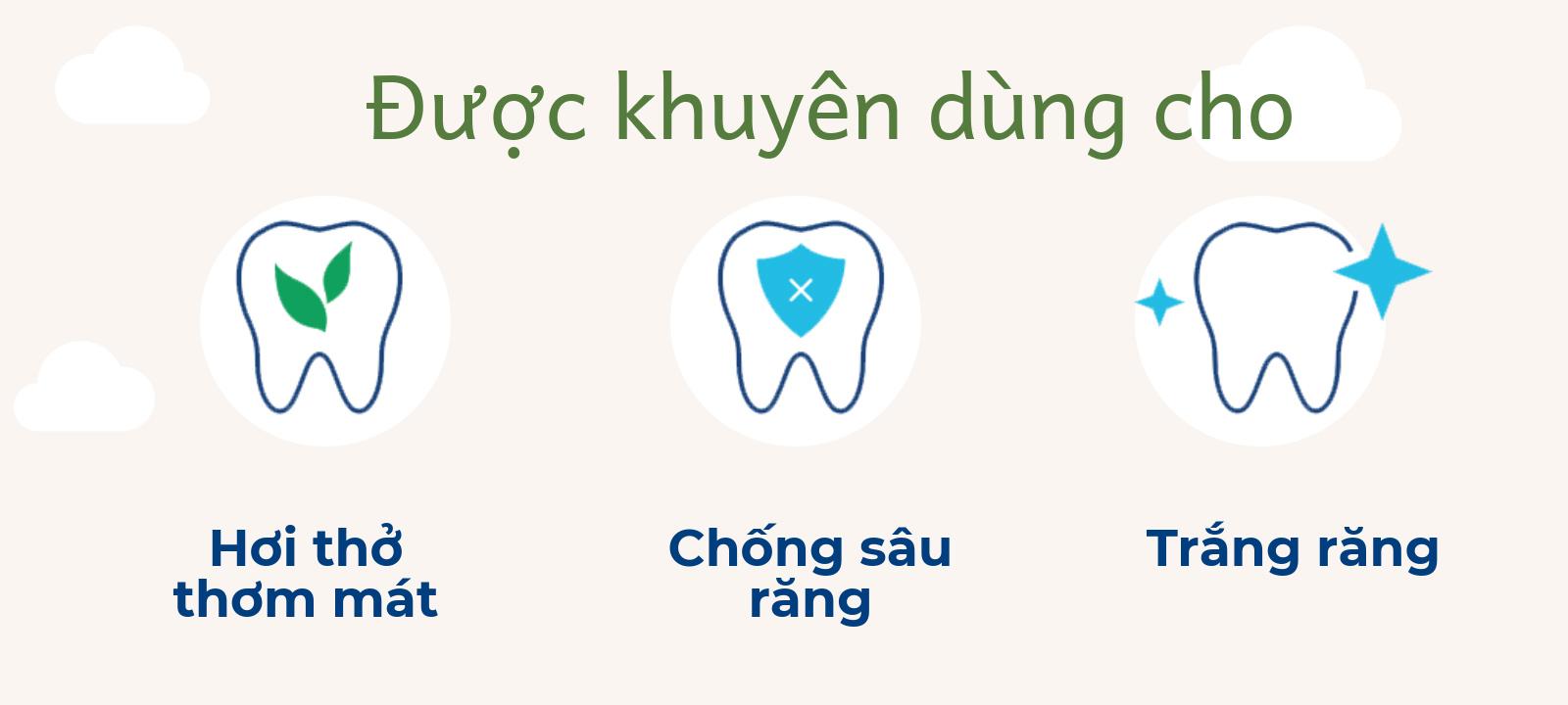 Kem đánh răng P/S Bảo vệ 123 trà xanh thanh nhiệt 240g