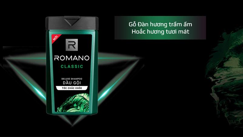Dầu gội Romano Classic