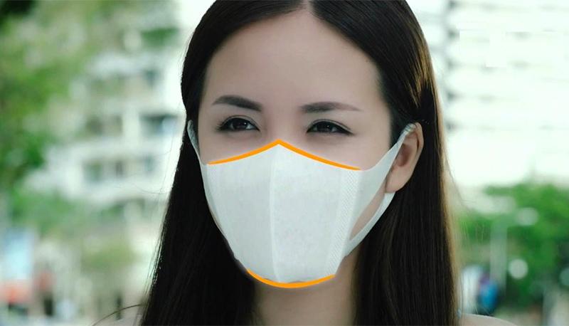 Khẩu trang Unicharm 3D mask Super fit
