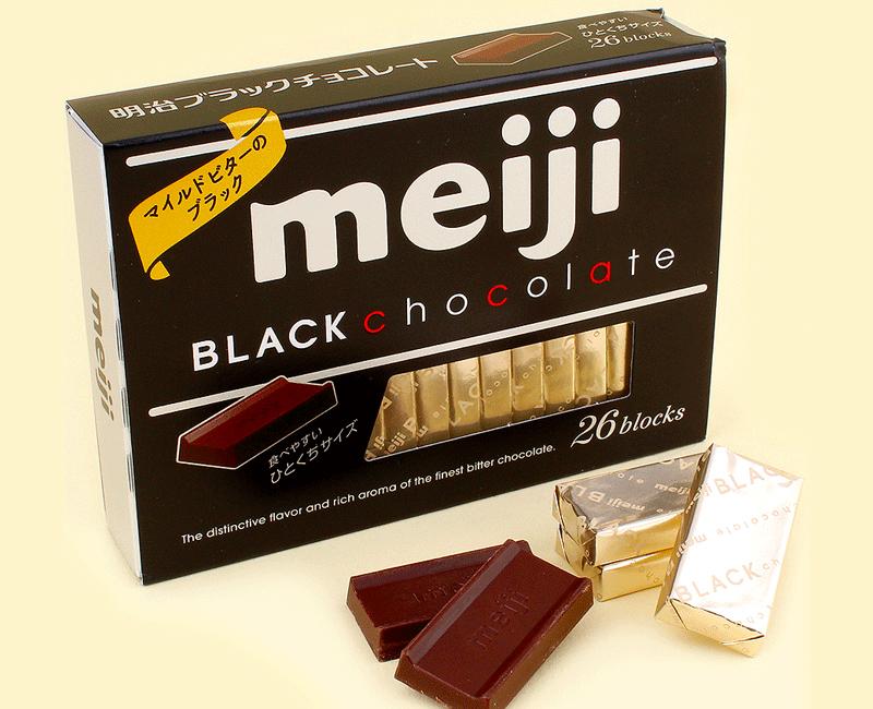 Socola Black Meiji 1