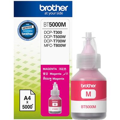 Mực in phun Brother BT5000M Đỏ/(DCP/MFC-Txxxx)