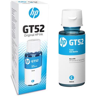 Mực in phun HP GT52 Xanh Original Ink Bottle_M0H54AA