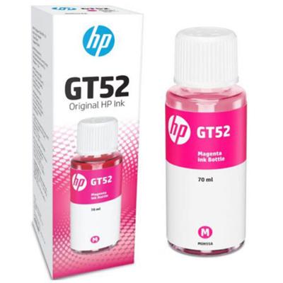 Mực in phun HP GT52 Đỏ Original Ink Bottle_M0H55AA