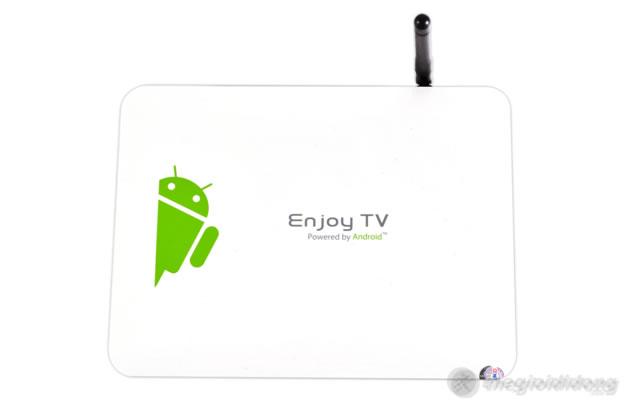 Thưởng thức Android trên chiếc TV của mình