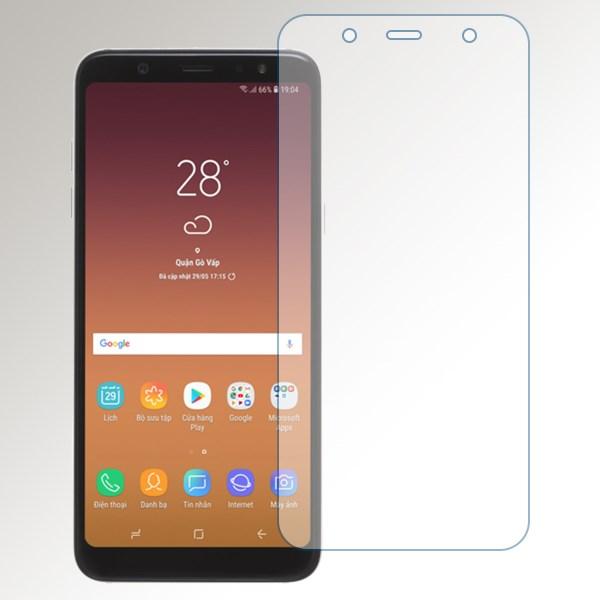 Miếng dán màn hình Galaxy A6 Plus