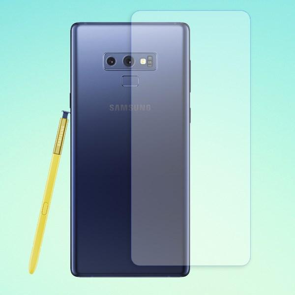 Miếng dán lưng Galaxy Note 9