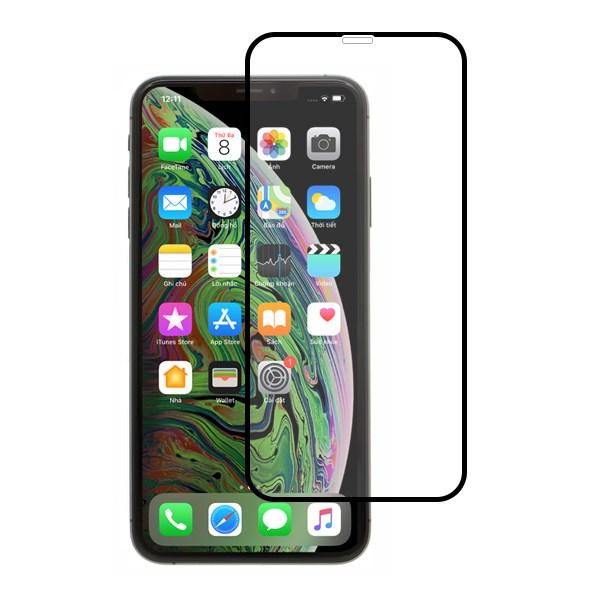 Miếng dán kính iPhone Xs Max JCPAL