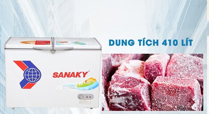 Tủ đông Sanaky VH 5699HY