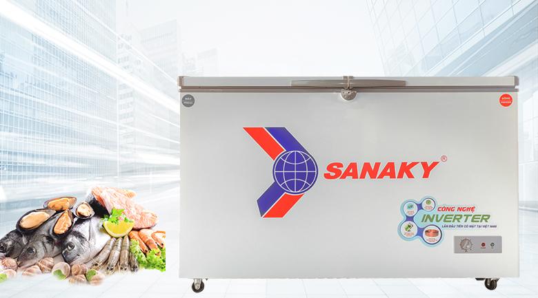 Tủ đông Sanaky 280 lít VH-4099W3