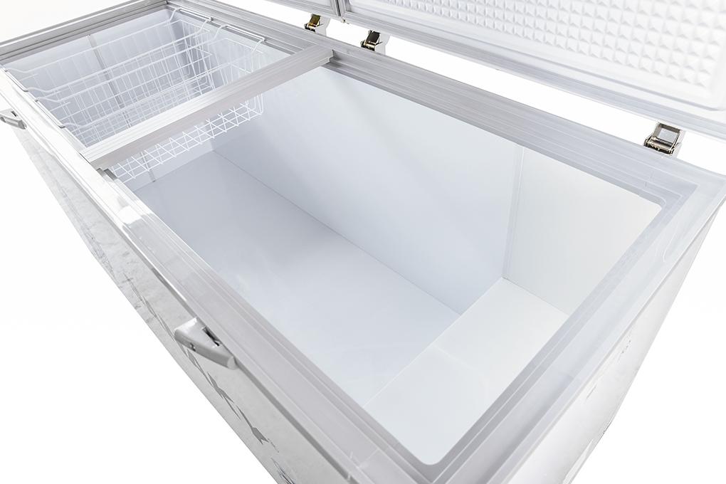 Dàn lạnh bằng đồng - Tủ đông Sanaky VH-8699HY3
