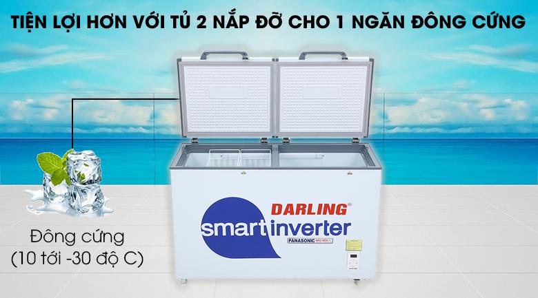 Tủ đông Darling Inverter 270 lít DMF-3799 ASI - Tủ đông 1 ngăn đông