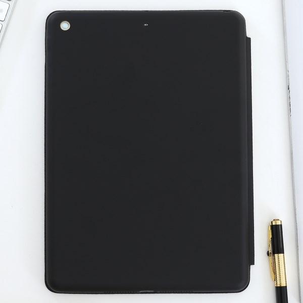 Ốp lưng MTB iPad 9.7 2017 Nắp gập Smartone B JM Đen
