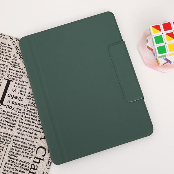 Ốp lưng iPad Wifi 9.7 inch nhựa cứng viền dẻo JUMPER JM TPU PU Pine Green
