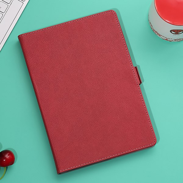 Ốp lưng Galaxy Tab S6 Lite 10.4 inch Nhựa cứng viền dẻo COMBOW Đỏ rượu