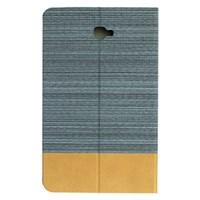 Ốp lưng Galaxy Tab A6 10 inch Nắp gập JM Kẻ sọc