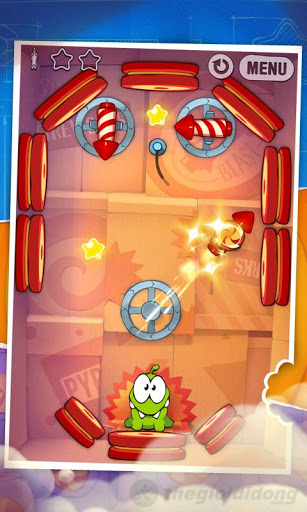 Cut the Rope   Experiments FREE 1 scrs4 Tải Game Cut the Rope Miễn Phí