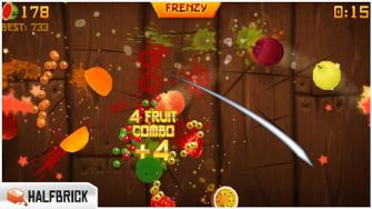 Fruit Ninja Free 1 scrs4 Tải game Fruit Ninja Free miễn phí