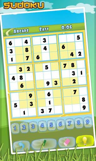 Sudoku 1 scrs2 Tải Game Sudoku   Trò chơi ô chữ Miễn Phí