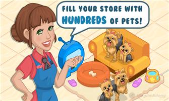 PetShopStoryChristmas scr6 Tải game Pet Shop Story: Christmas  miễn phí