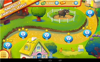 FarmHeroesSaga scr8 Tải game Farm Heroes Saga miễn phí