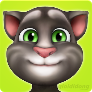 MyTalkingTom icon Tải game My Talking Tom mới nhất