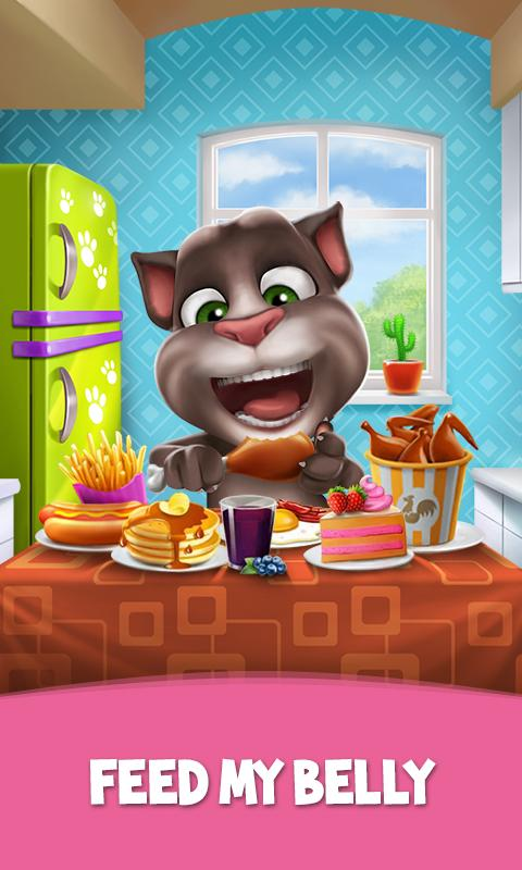 talking tom cat for samsung galaxy ace duos